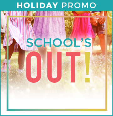 School's out Promo